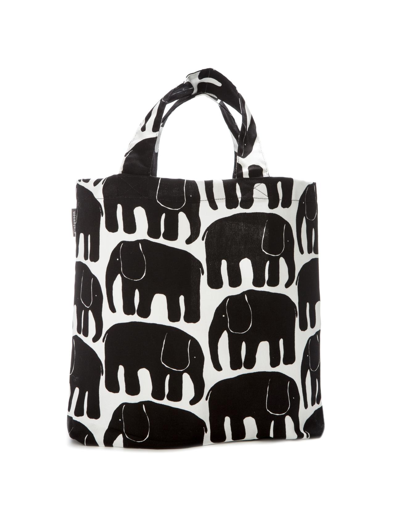 Shoppingbag Elefantti Finlayson