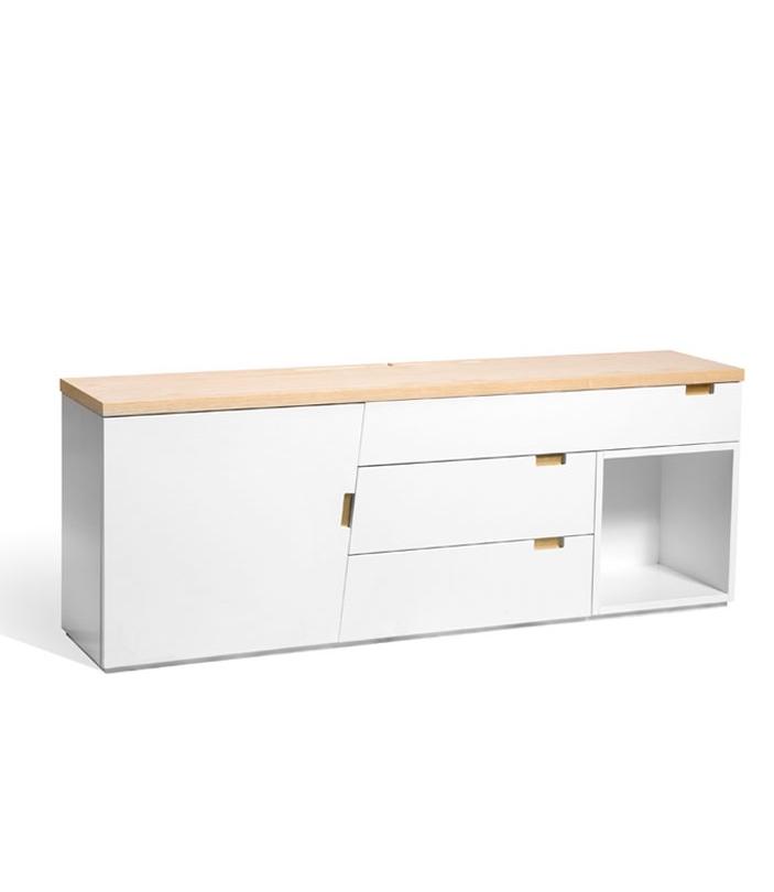 tilt lounge tv b nk 160 cm mavis billigaste nu. Black Bedroom Furniture Sets. Home Design Ideas