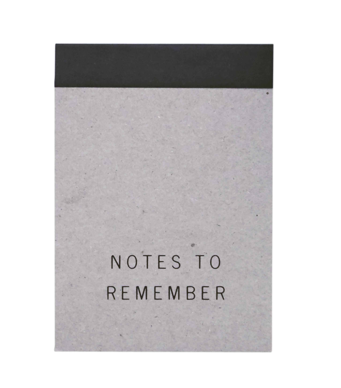 Notebook A6 Sketchbook Notes House Doctor