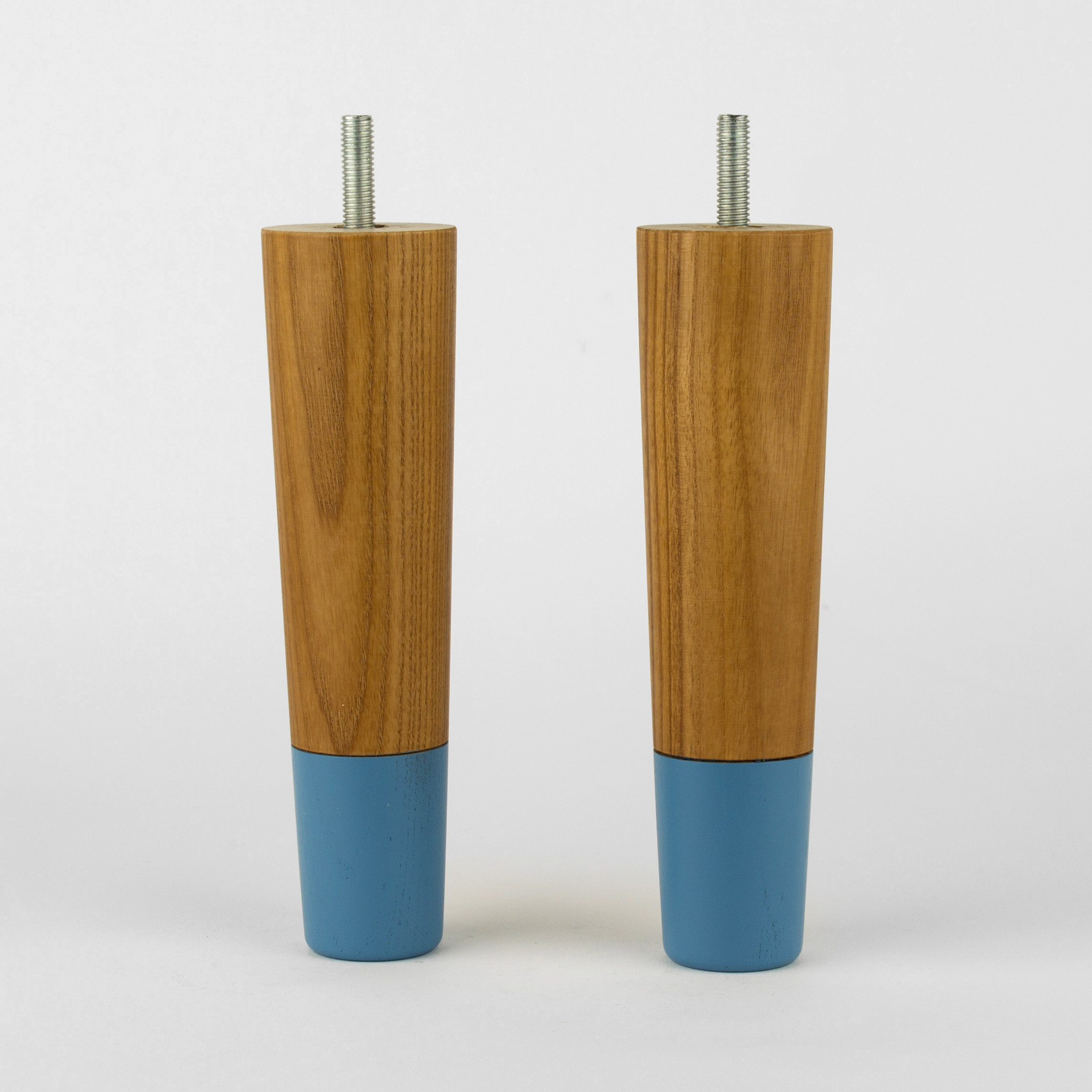 Carl 170 möbelben 4-pack teak blue Prettypegs