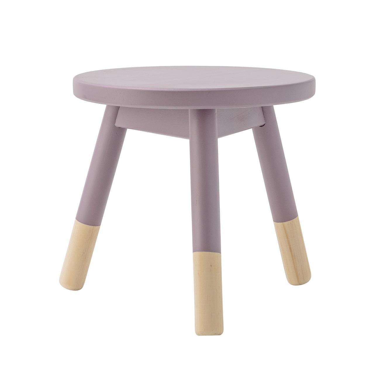 Barnpall Moon Purple Ø30xH30 cm Bloomingville Mini