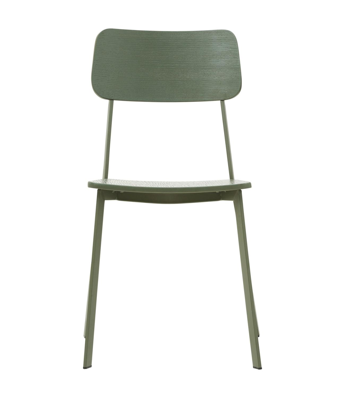 Stol ACE grön ek/metall Cm0312 House Doctor