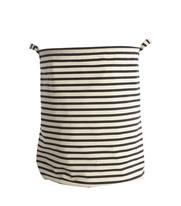 Tvättkorg Ø 40 cm Stripes h:50 cm, House Doctor