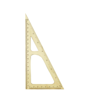 TRIANGLE MONOGRAPH mässing, House Doctor
