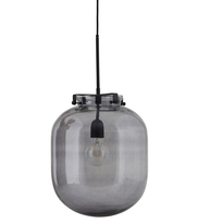 Pendelampa LAMP BALL smoked, House Doctor