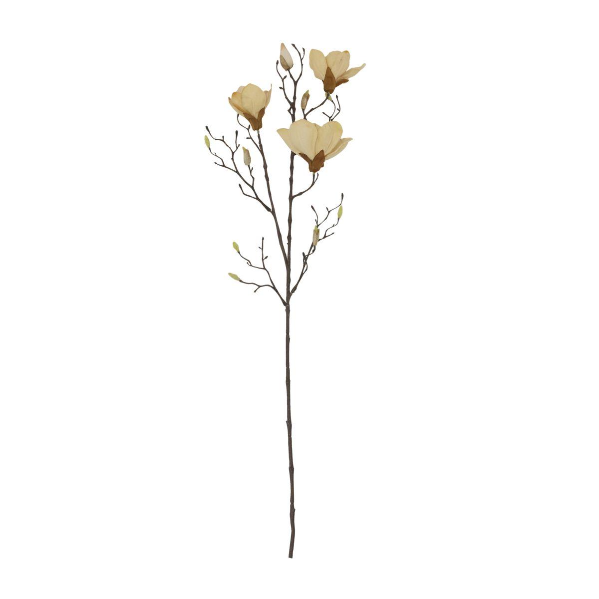 Konstväxt Magnolia 85 cm naturvit House Doctor