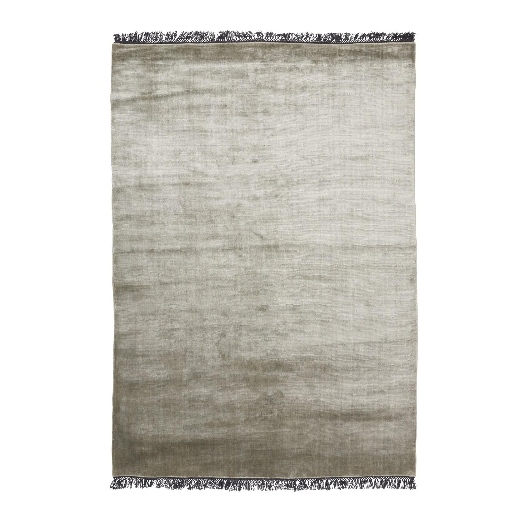 Viskosmatta ALMERIA 140 x 200 cm slate, Linie Design