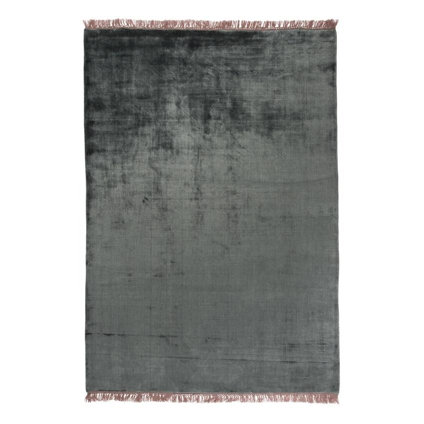 Viskosmatta ALMERIA 140 x 200 cm midnight, Linie Design