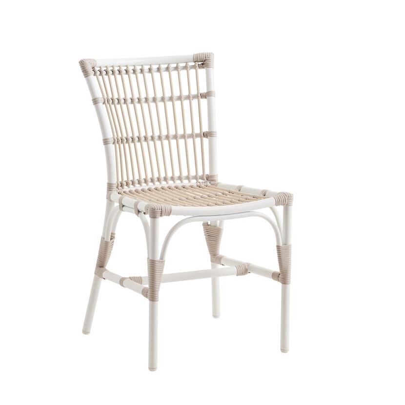 Elisabeth chair Exterior Dovewhite, Sika Design