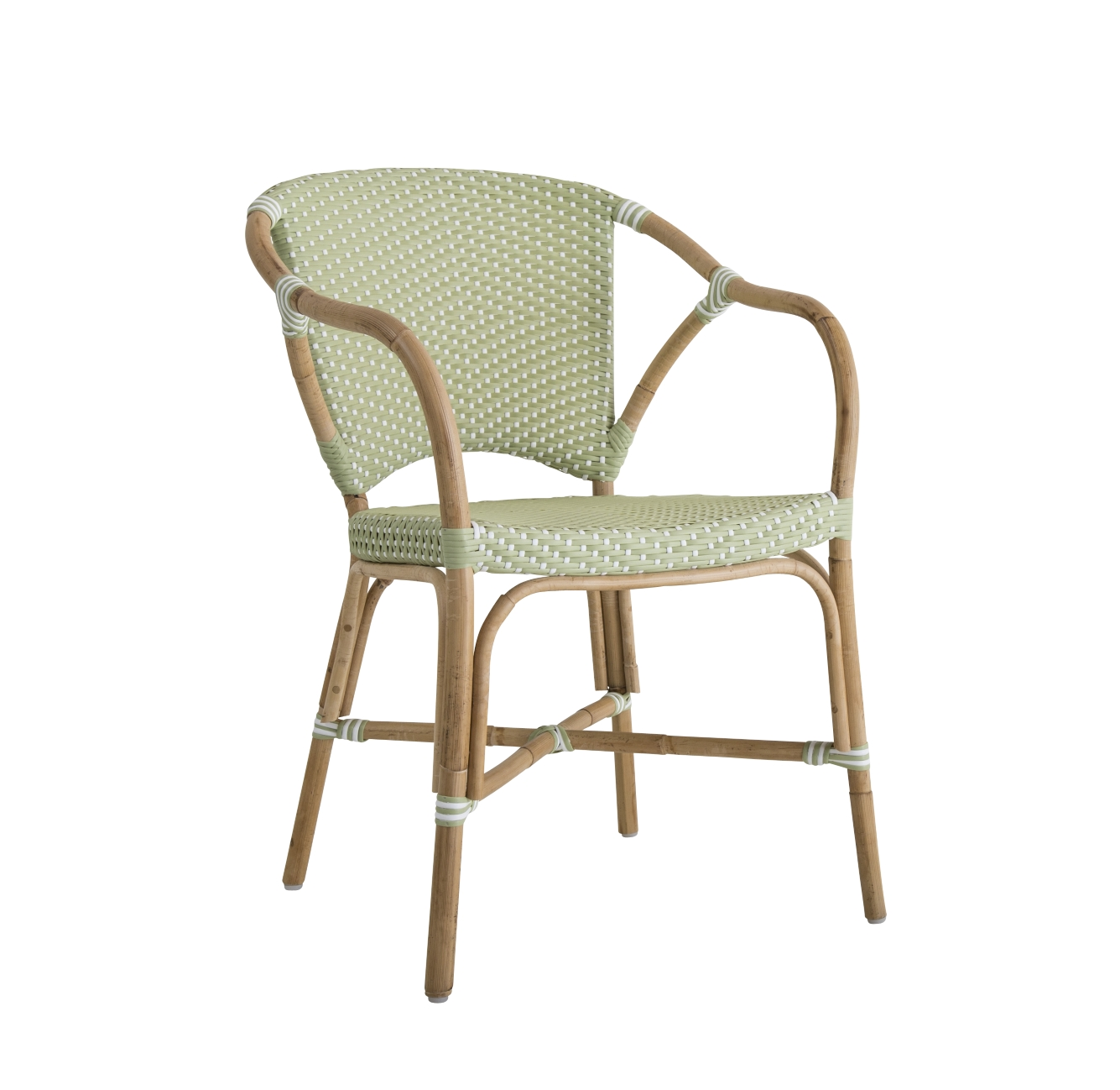 Valerie chair karm Affäire lime, Sika-design