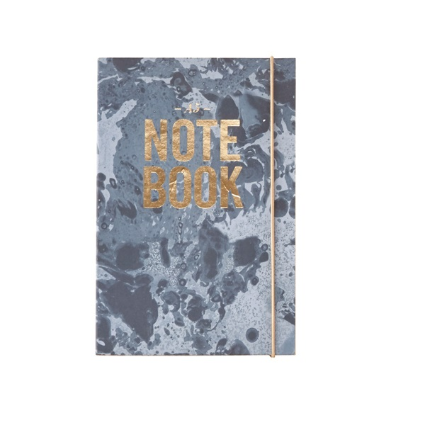 Notebook A5 blå, House Doctor