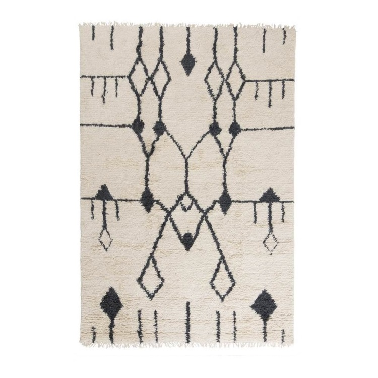 Ullmatta ARAGON 200 x 300 cm, Linie Design