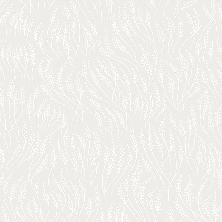 Tapet Meadow - Light grey, Littlephant