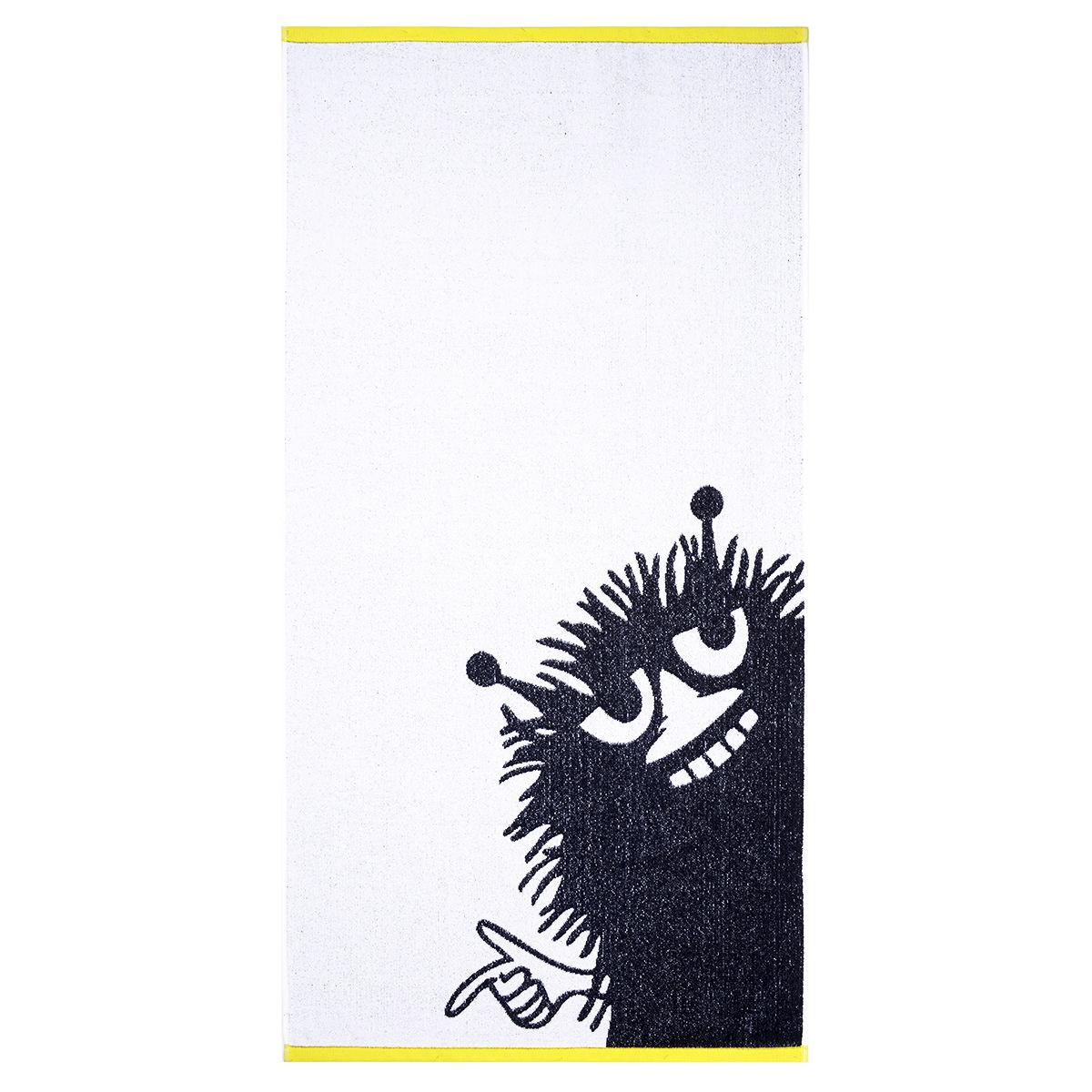 Stinky badlakan svart/vit/gul, Finlayson