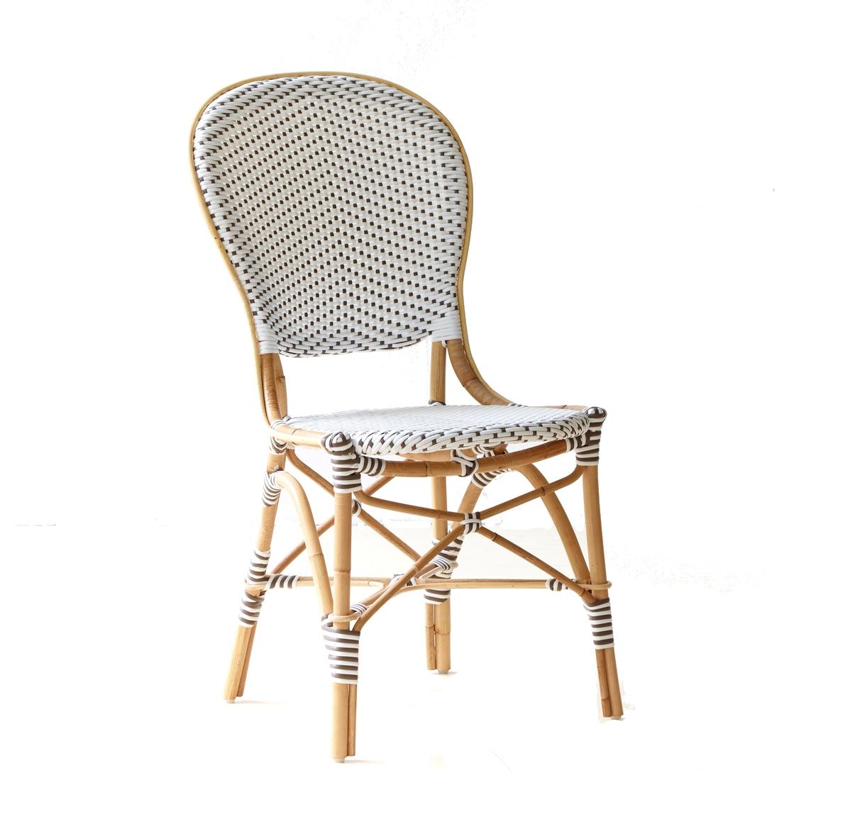 Isabell chair caféstol Affäire vit, Sika-design