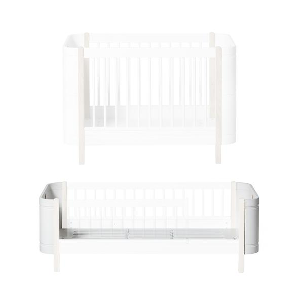 Syskonkit tillägg Mini+ Basic, Oliver Furniture