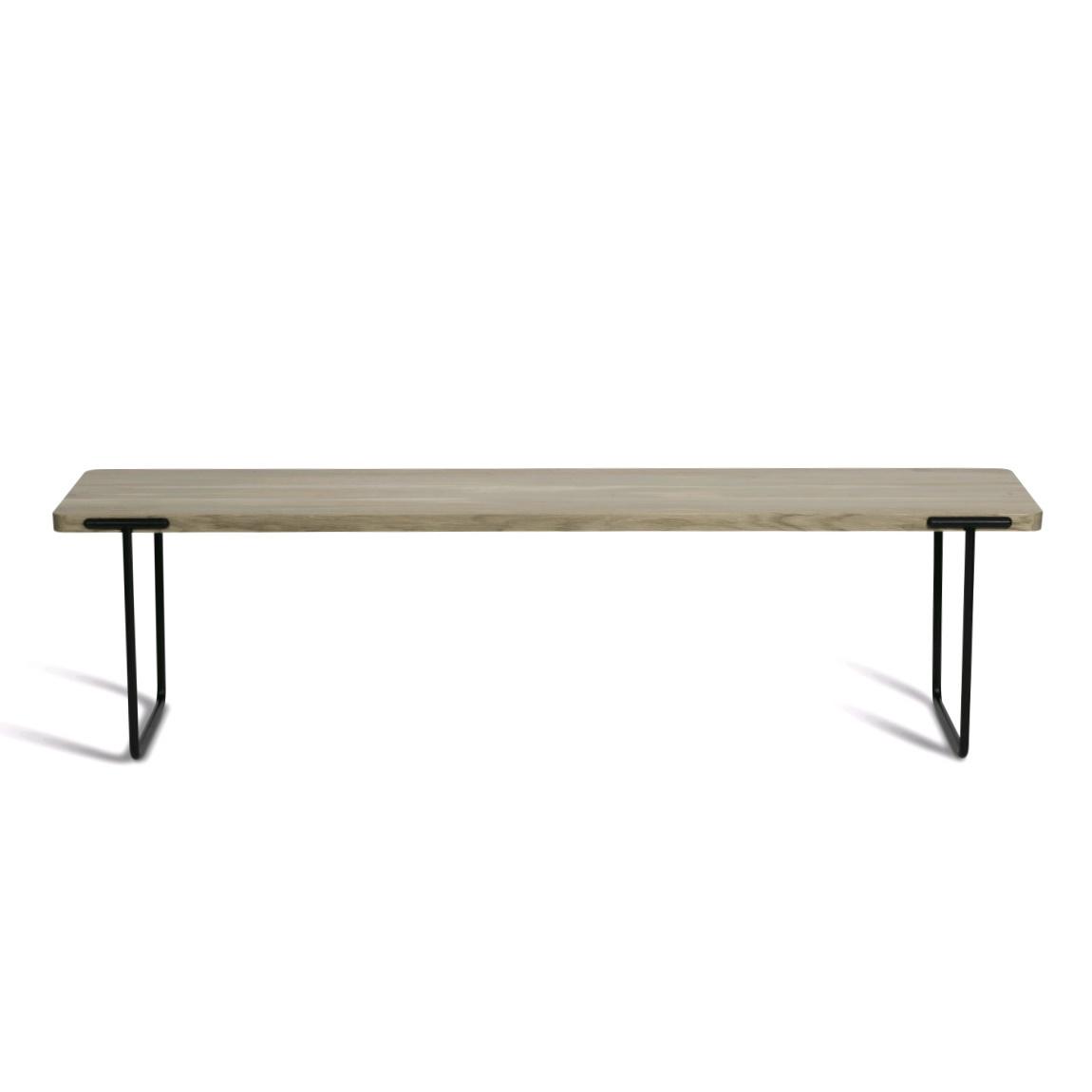 Avlångt soffbord 160 cm  ek, Mavis
