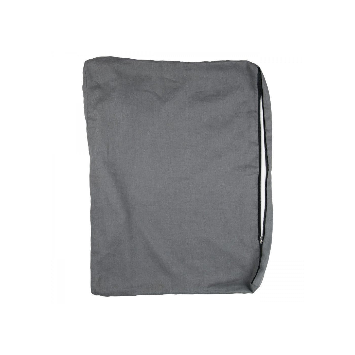 Skötbädd överdrag | Graphite grey | Mood, NG Baby