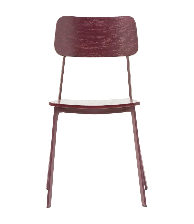 Stol ACE red ek/metall Cm0310, House Doctor