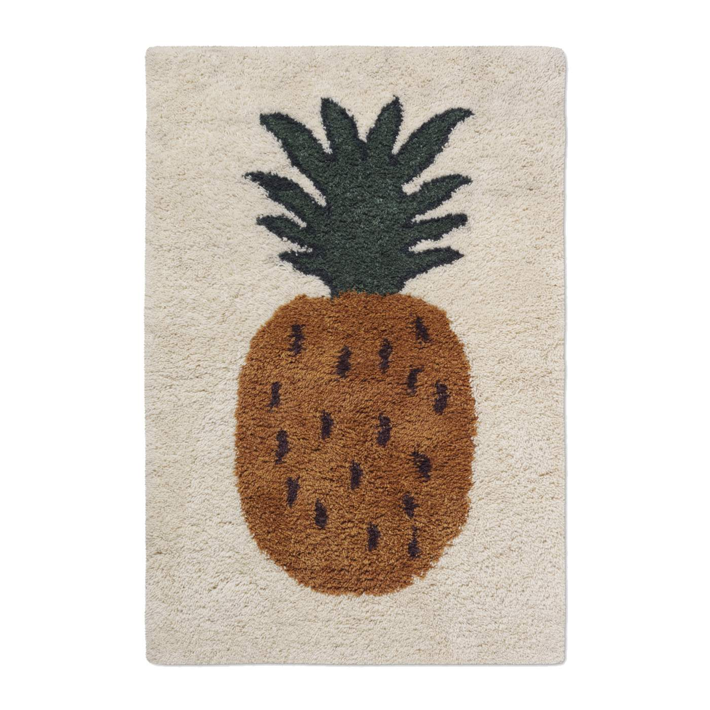 Barnmatta FRUITICANA ananas small, Ferm Living