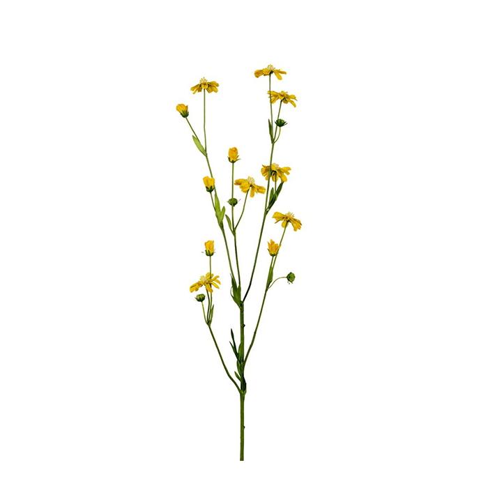 Konstväxt  Rosenskära 65 cm gul