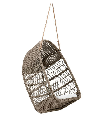 Evelyn swing hängstol antik, Sika-design