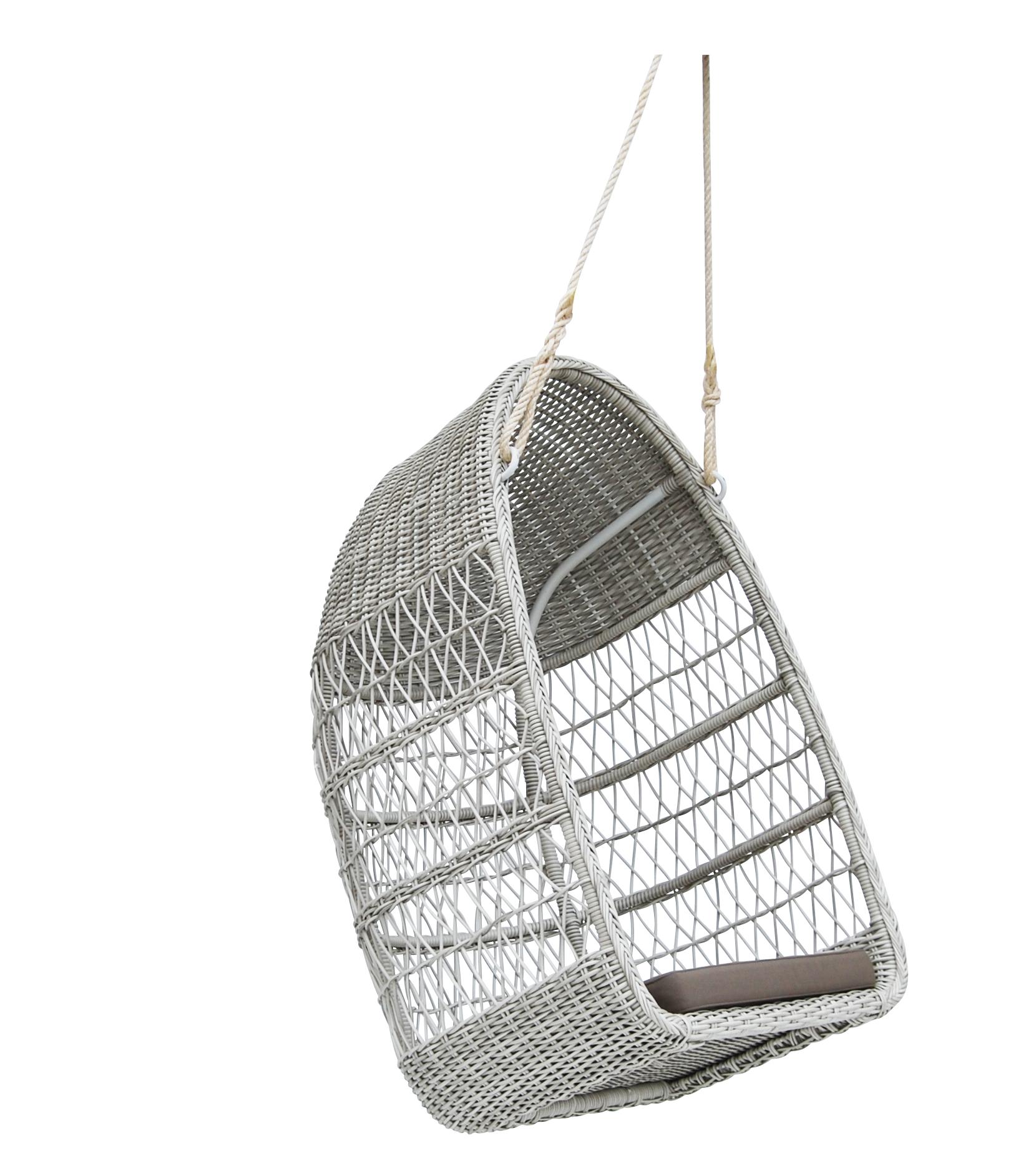 Evelyn swing hängstol vintagevit, Sika-design