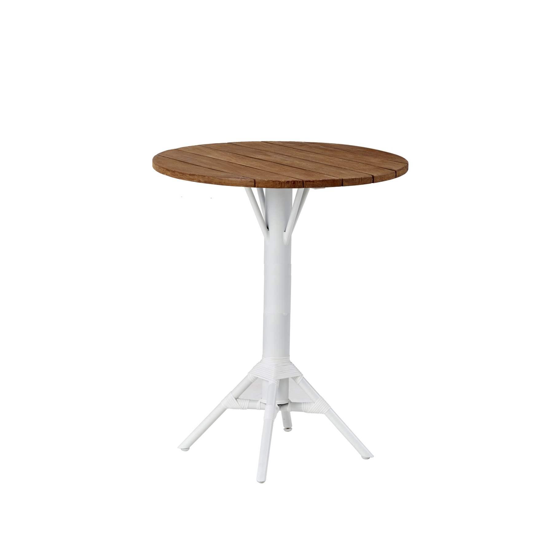 Barbord NICOLE 80 cm teak, Sika-Design