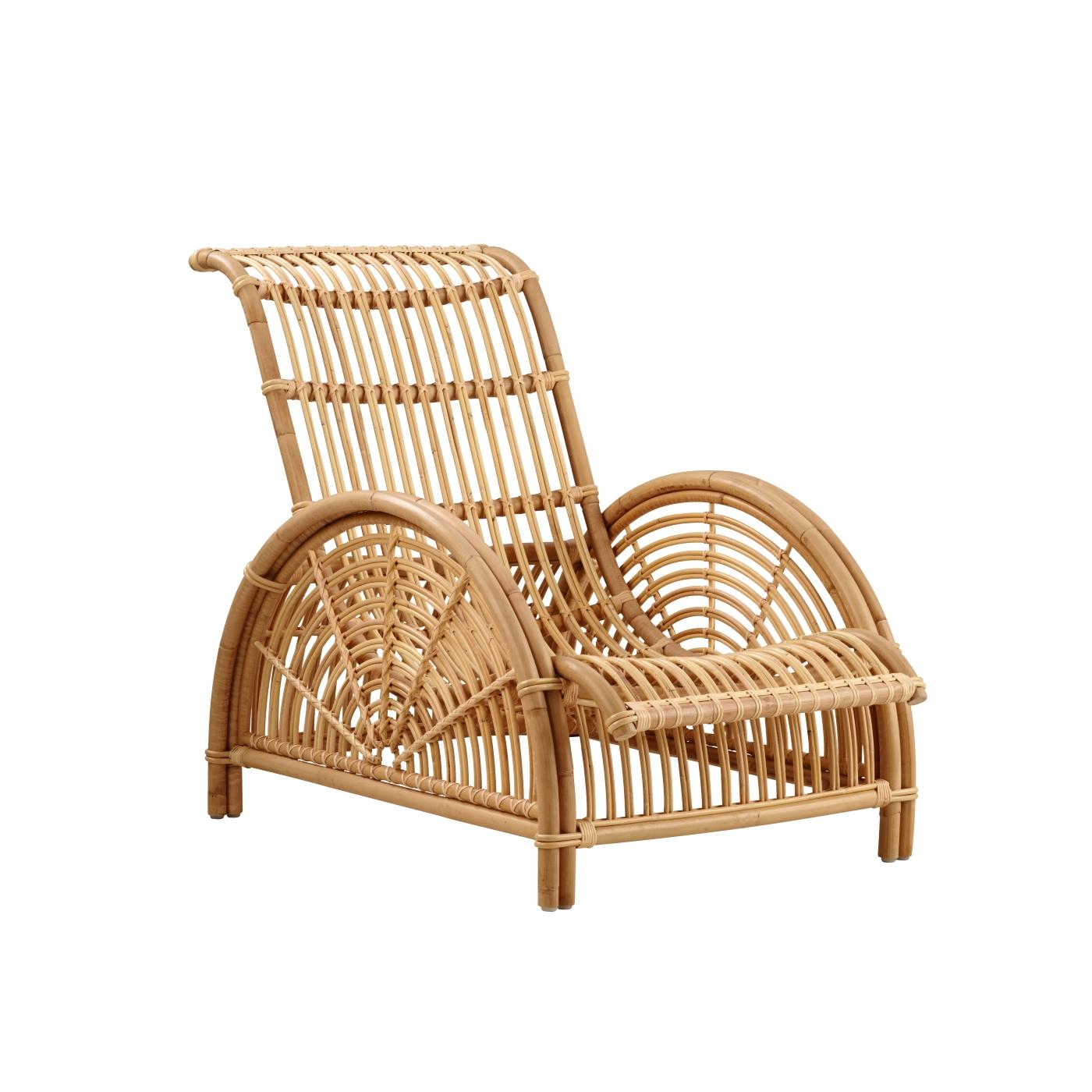 Rottingstol Paris av Arne Jacobsen.