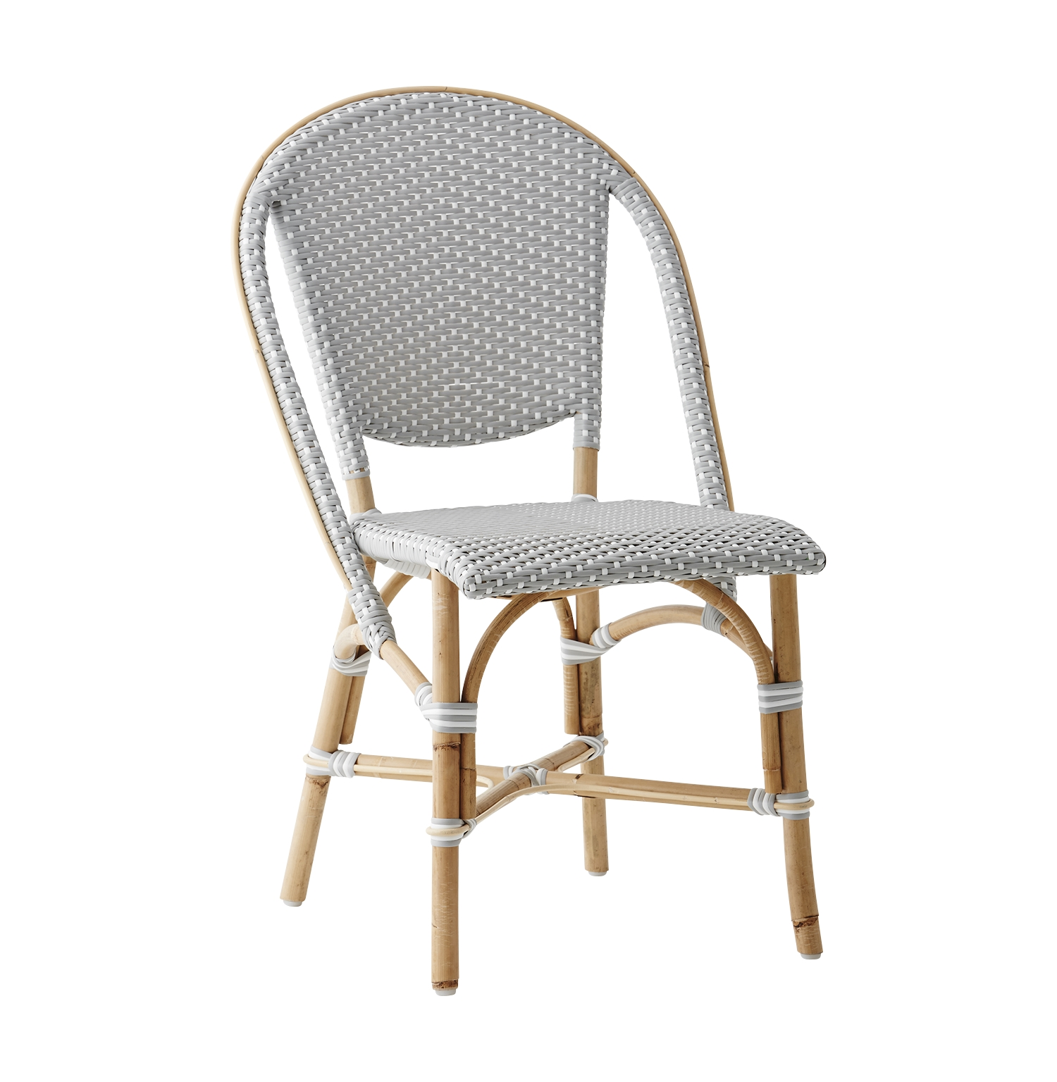 Sofie Side Chair grey/ white dots, Sika-design
