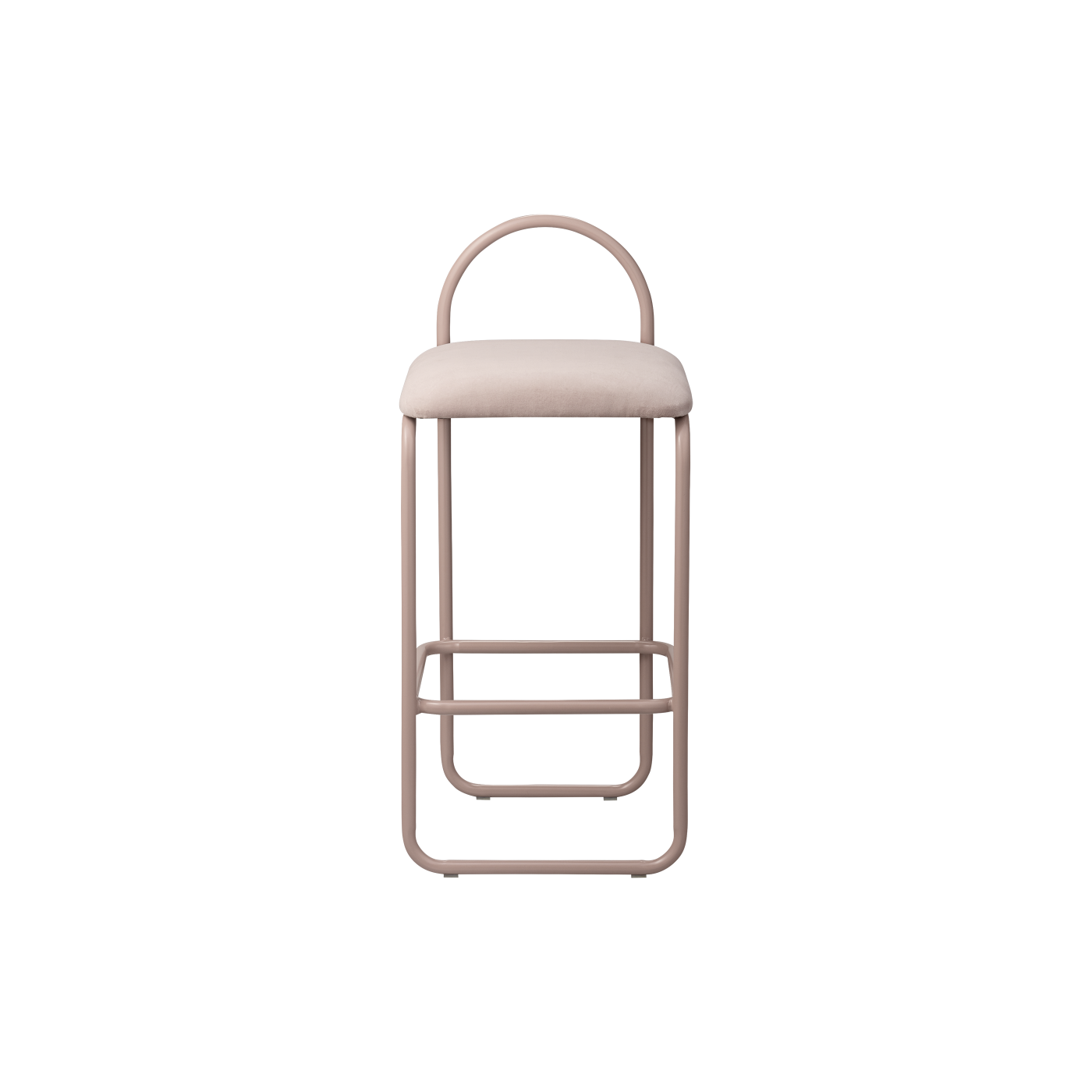 ANGUI bar chair low rose, AYTM
