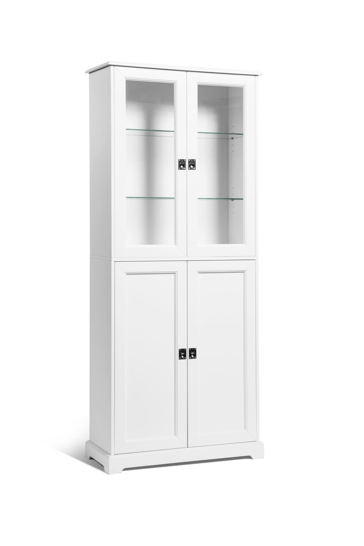 Smögen vitrinskåp med fyra dörrar, Mavis thumbnail