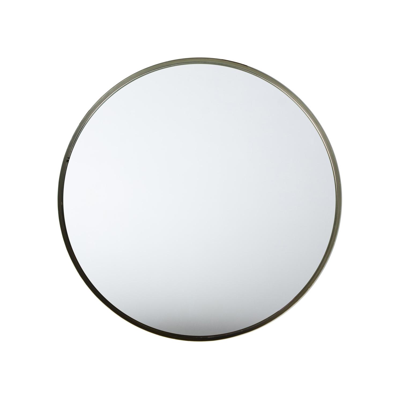Spegel Ø60cm Mirror MAGI grön, ByON