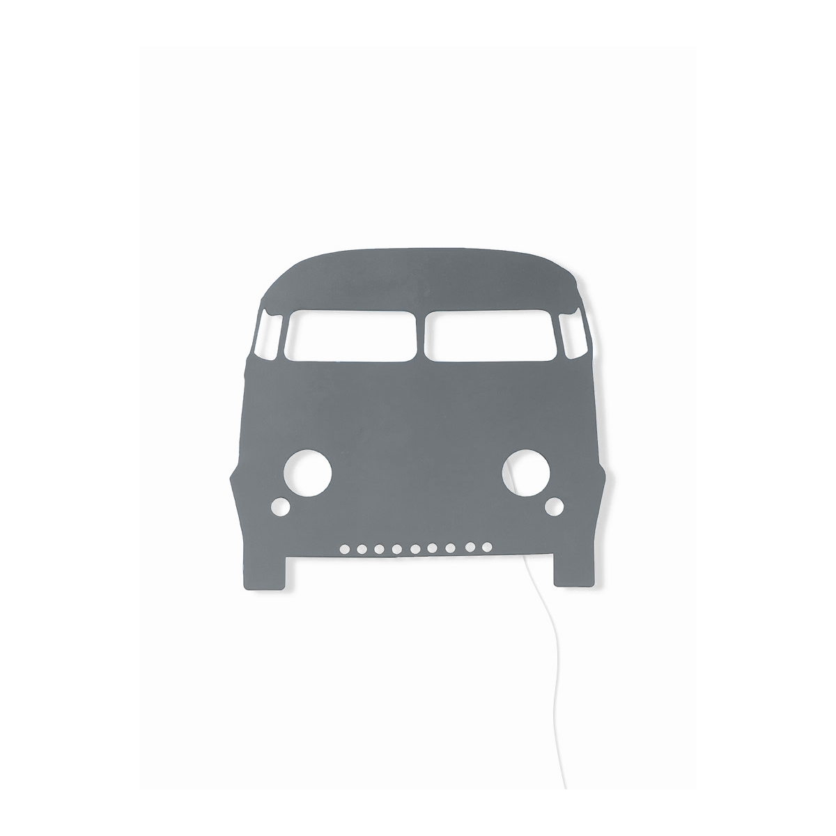 Barnlampa Car Lamp dark grey, Ferm Living