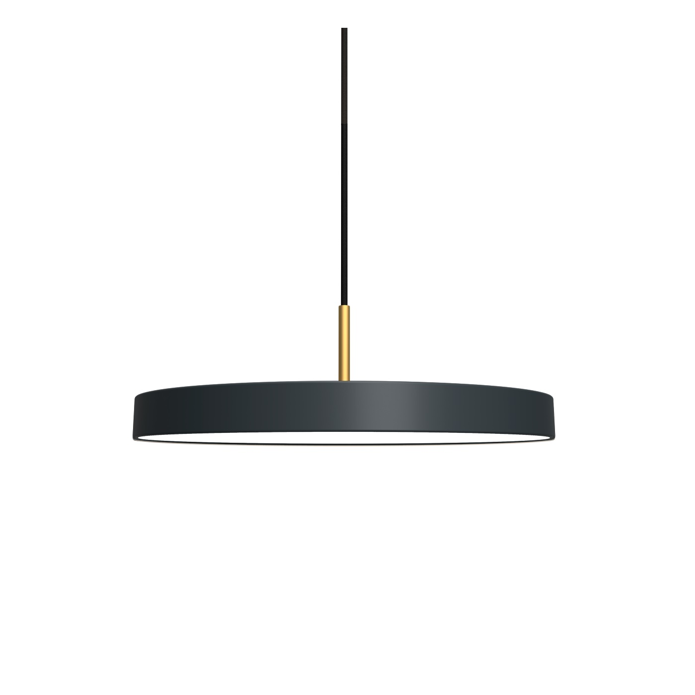 ASTERIA lampa anthracite grey,  Umage