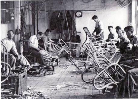 Wengler dining chair antik, Sika-Design