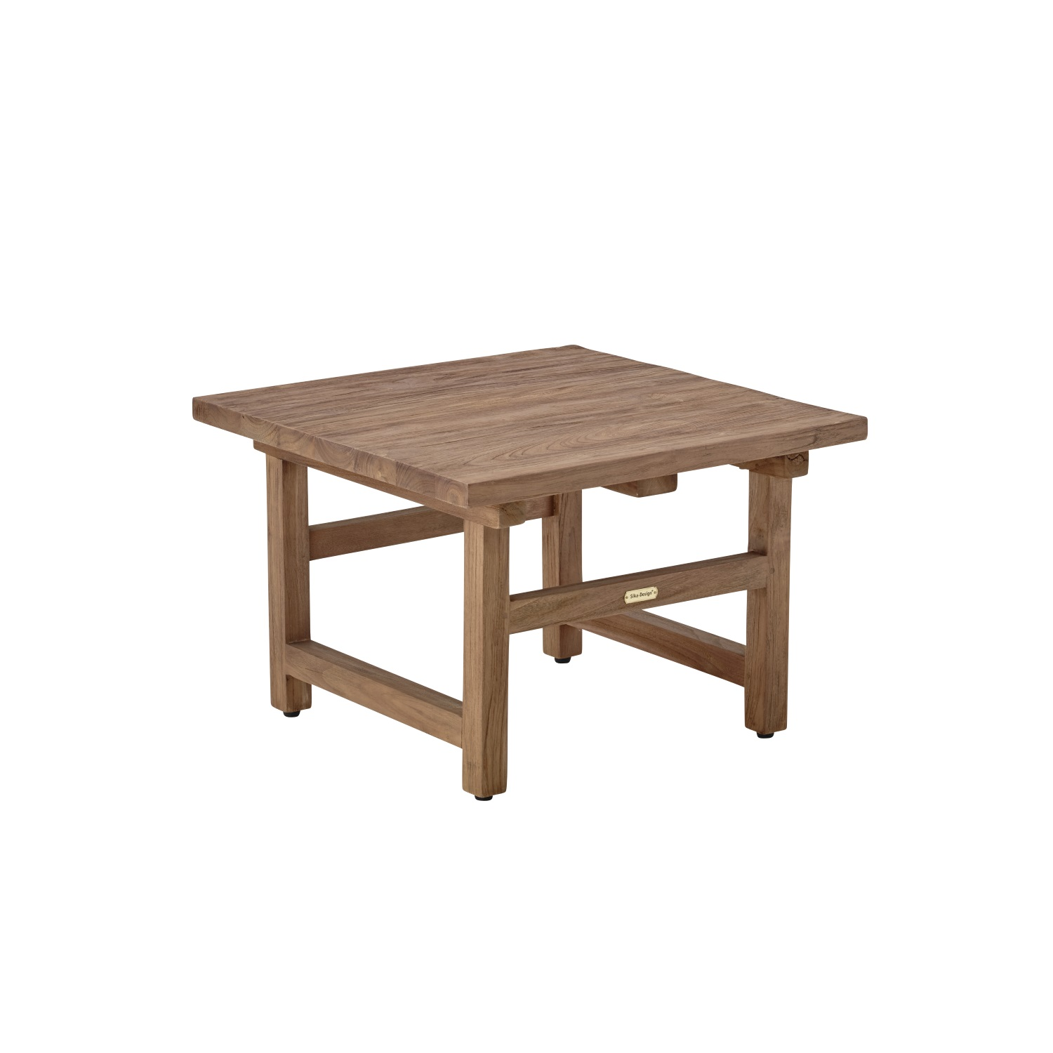 Alfred  Coffee table 60 cm teak, Sika-Design