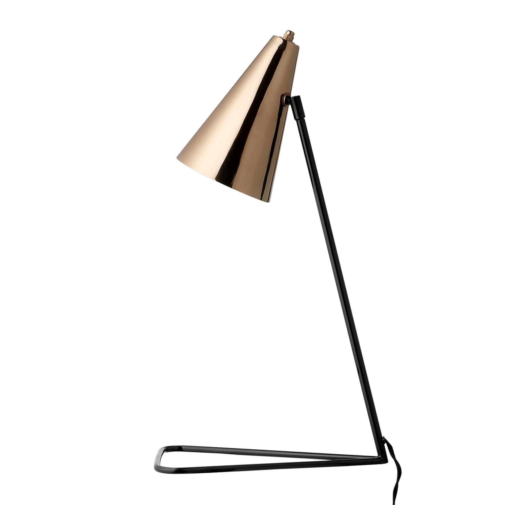 Bordslampa med kopparskärm 489077, Bloomingville