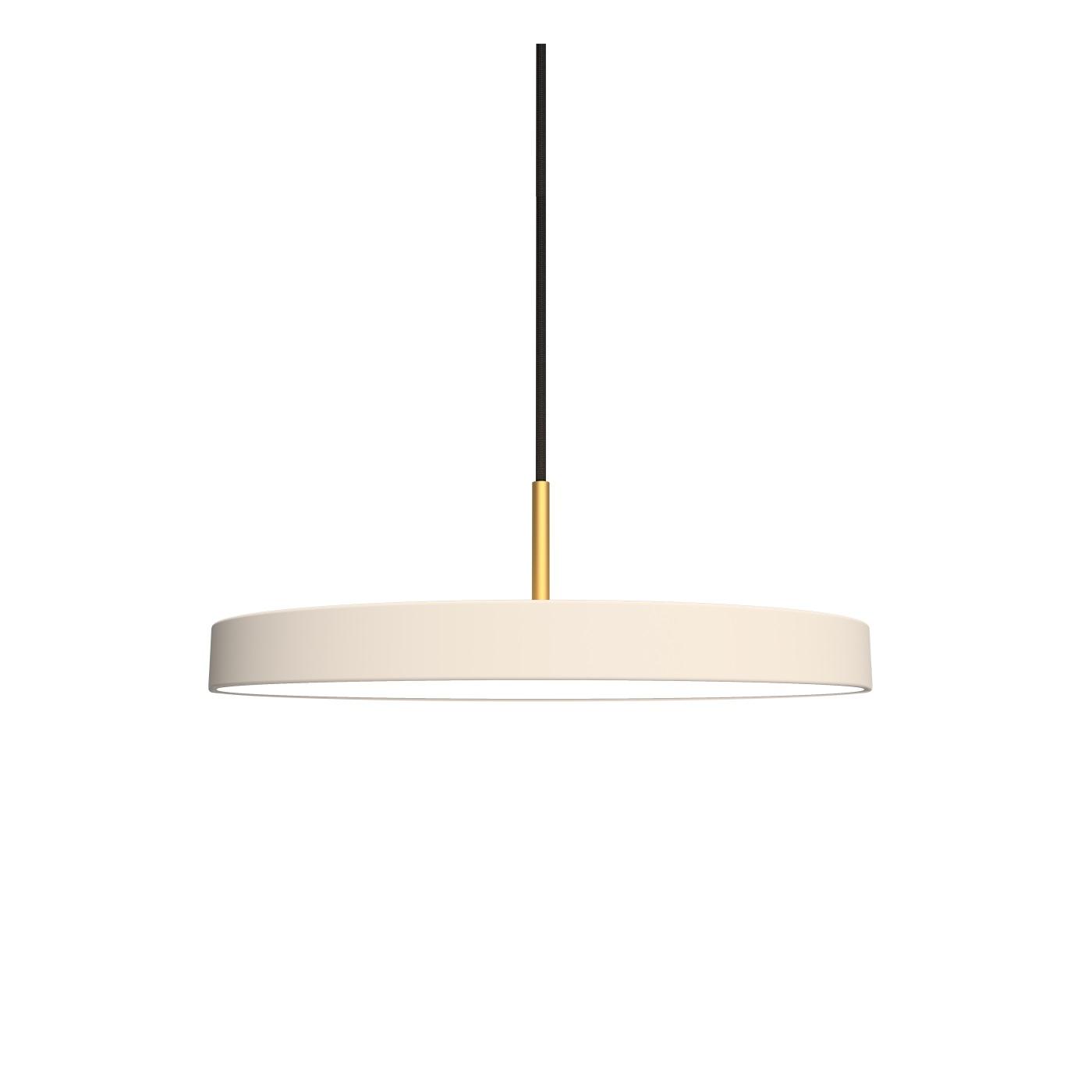 ASTERIA lampa pearl white, Umage