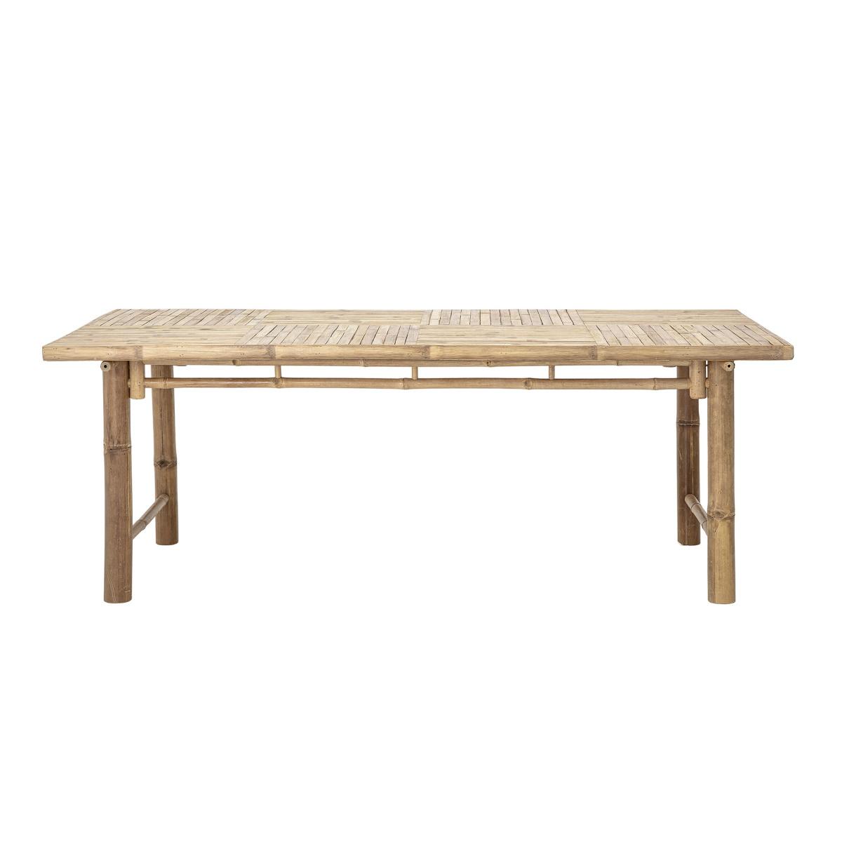 Bambu matbord Sole, Bloomingville