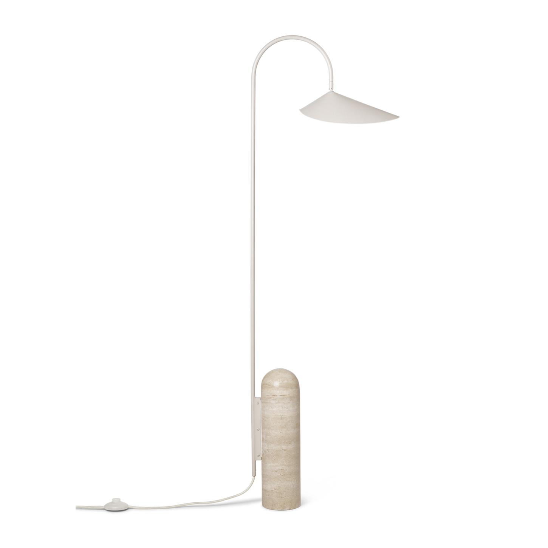 Arum Floor Lamp Golvlampa - Cashmere, Ferm Living