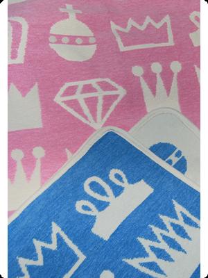 Royal filt bomullschenille rosa, Klippan Yllefabrik