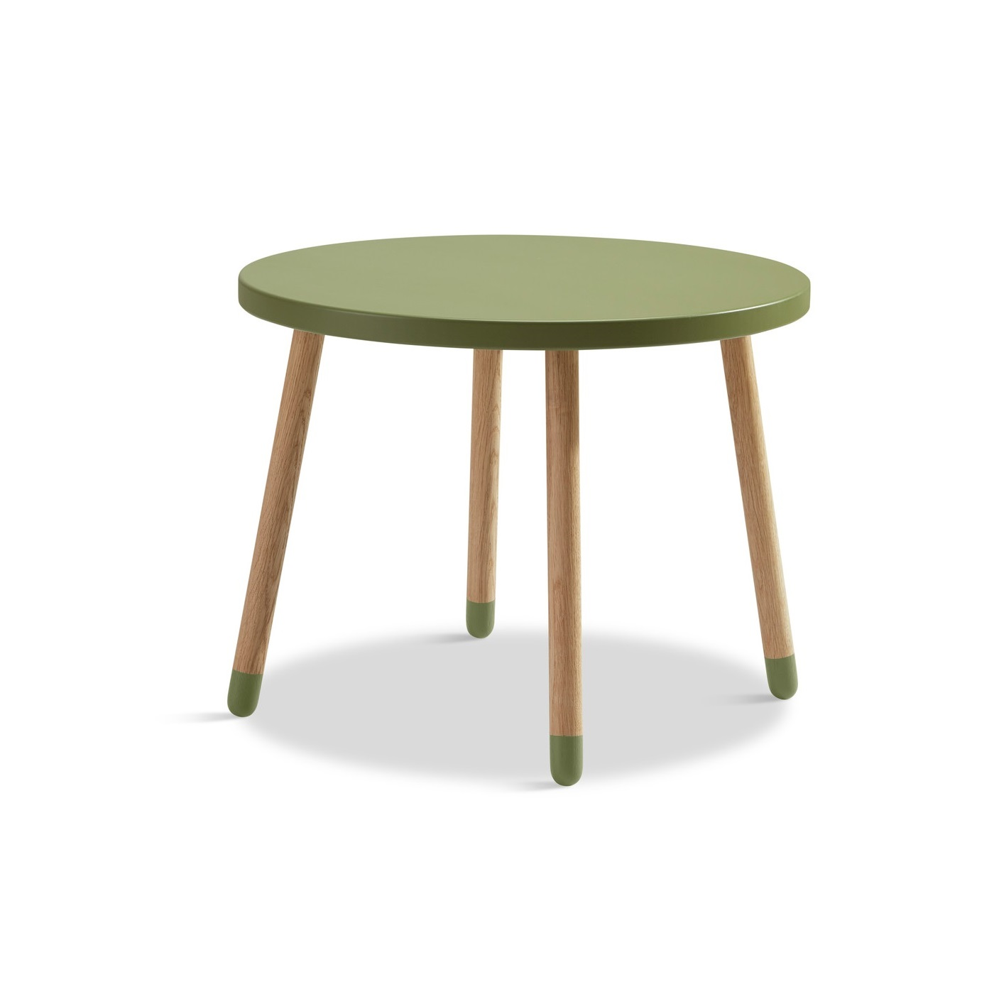 Barnbord FLEXA Kiwi grön, Flexa