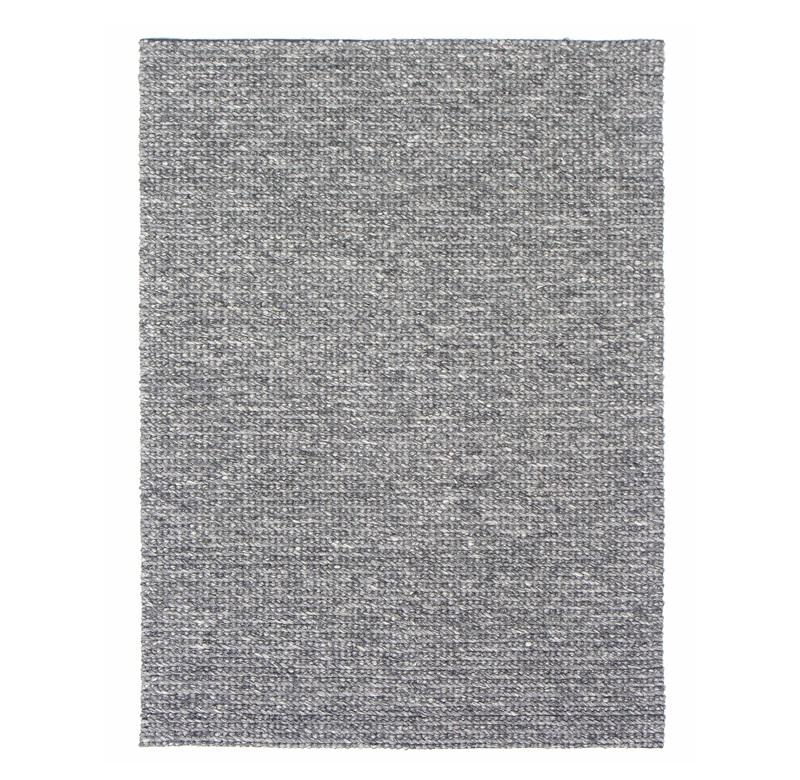 Ullmatta CORDOBA 160 x 230 cm grå, Linie Design