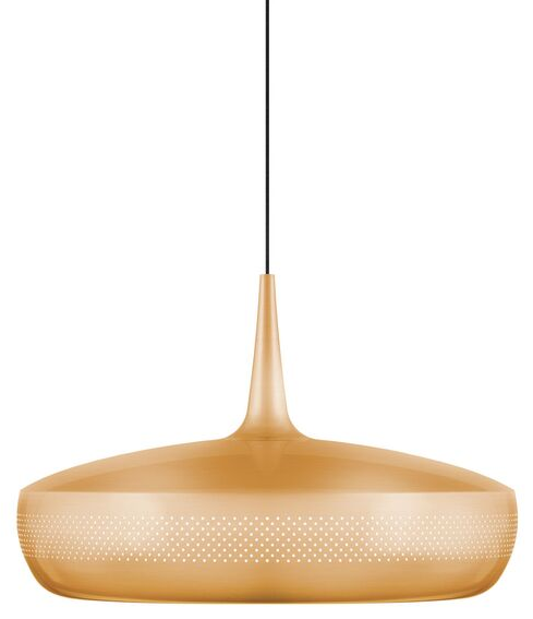Clava Dine brushed brass, Umage