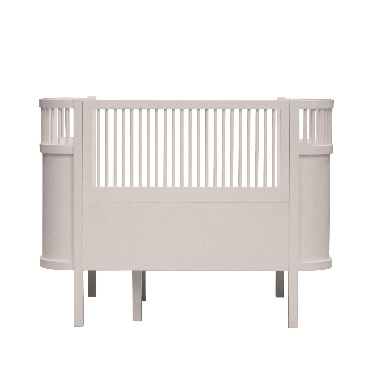 Sebra säng Kili Baby / junior beige, Sebra Interiør