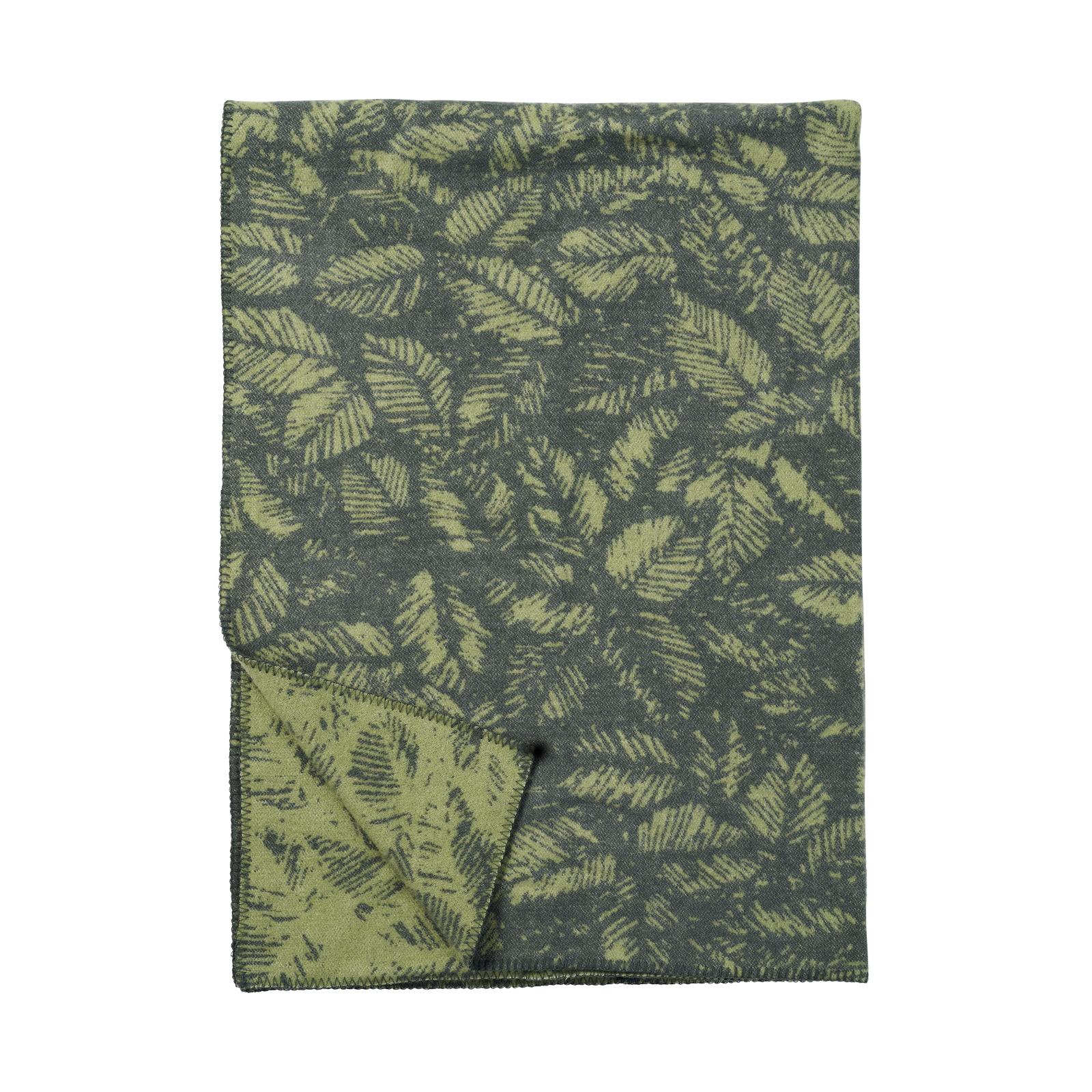 AMORINA ullfilt premium grön, Klippan Yllefabrik