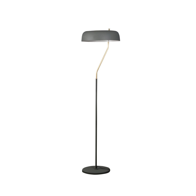 Golvlampa FLOOR LAMP MIKI grön, ByON