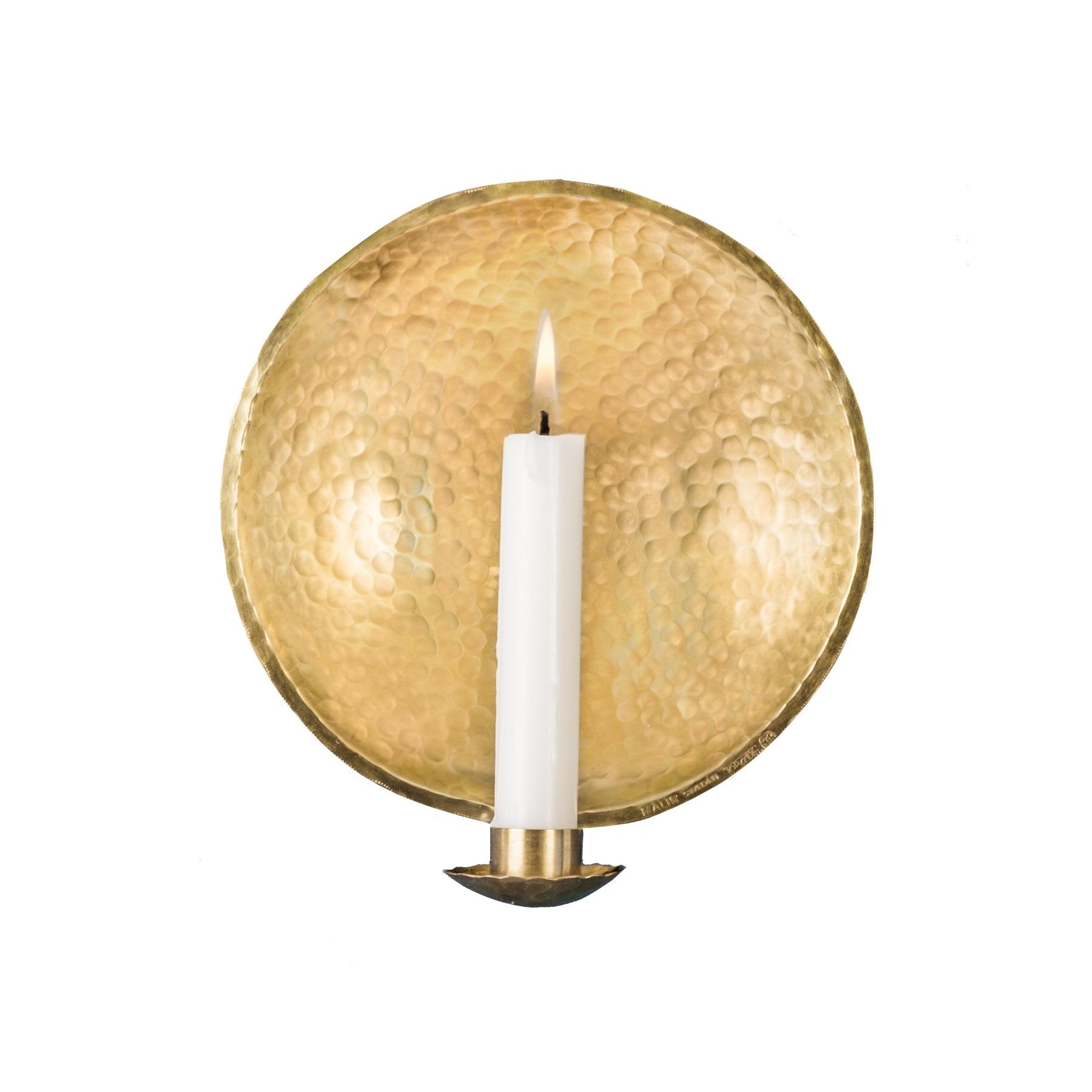 Malin Appelgren Barnkammarlampett 15 cm mässing