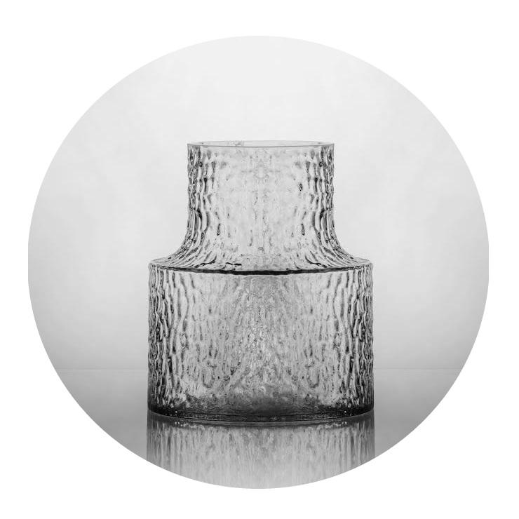 Kolonn vas mellan, Skrufs Glasbruk